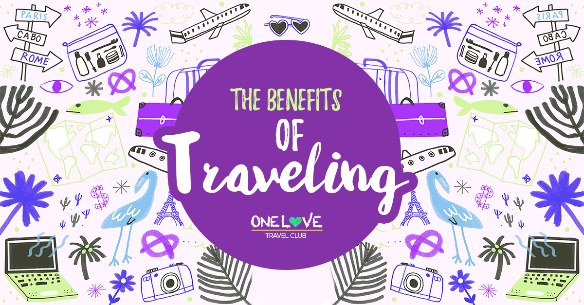 the benefits of travelling in increasing knowledge and power For a more creative brain, travel writers and thinkers have long felt the creative benefits of international travel can increase their sense of connection.